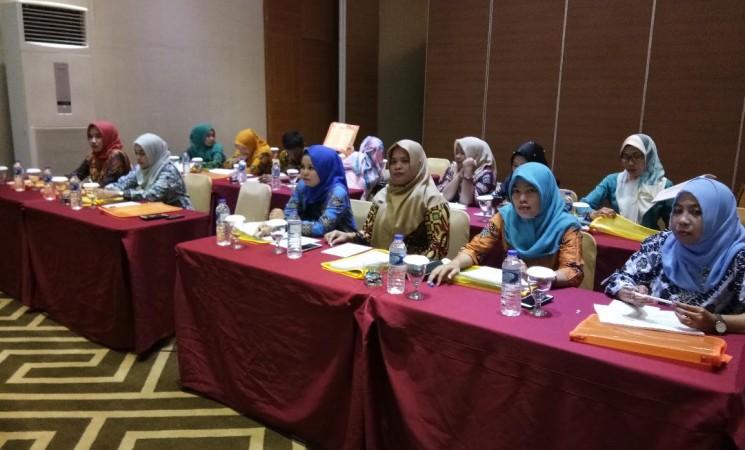 Bimbingan Teknis di Hotel Continent Centrepoint Makassar