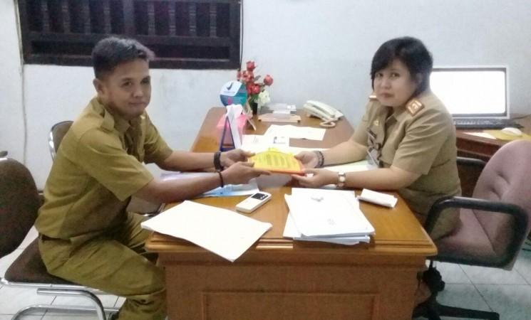 Koordinasi dengan BPP Pemerintah Provinsi Sulawesi Selatan