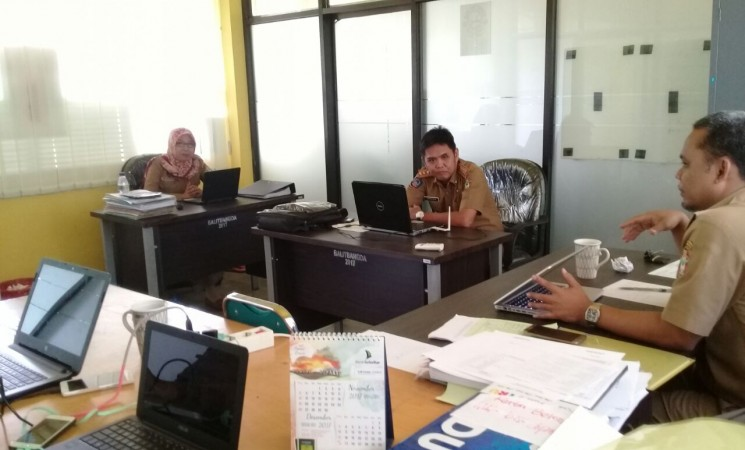 Rapat Internal Bidang Ekonomi dan Pembangunan