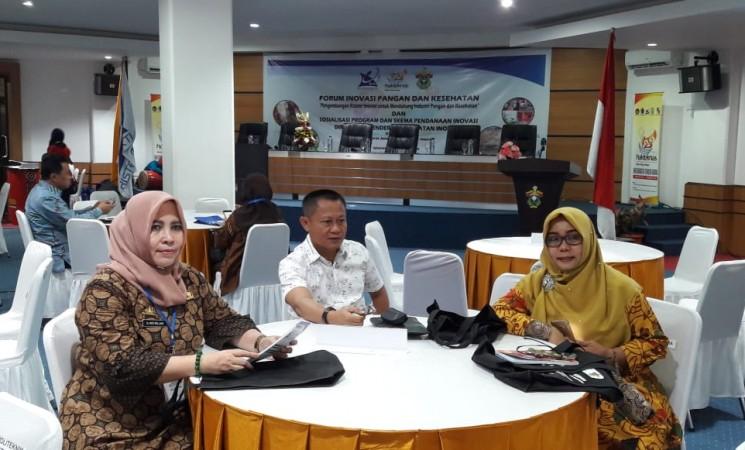 Forum Inovasi Pangan dan Kesehatan di UNHAS Makassar