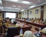 Seminar Hasil Efektifitas Pengelolaan Dana Desa di Kabupaten Wajo