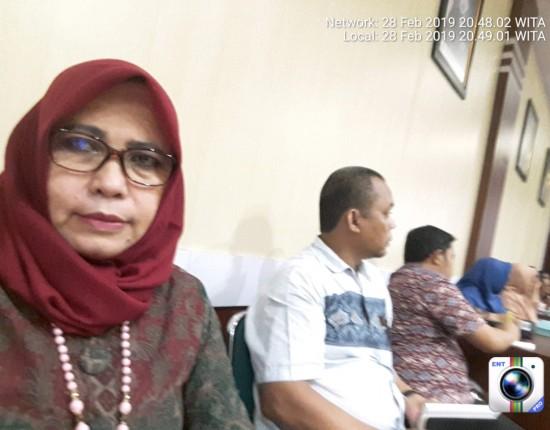 Pemaparan Hasil Pemeriksaan Inspektorat Prov. Sul-Sel