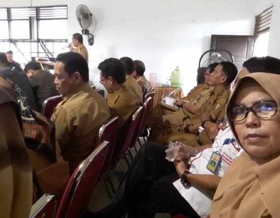 Musrenbang Kec. Tanasitolo, Senin, 25 Februari 2019